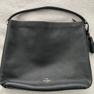 Kate Spade Natalya pebbled leather tote